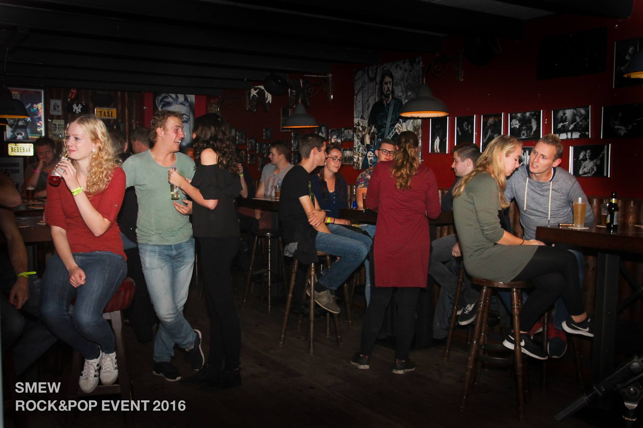 Over stichting Music Events Wervershoof