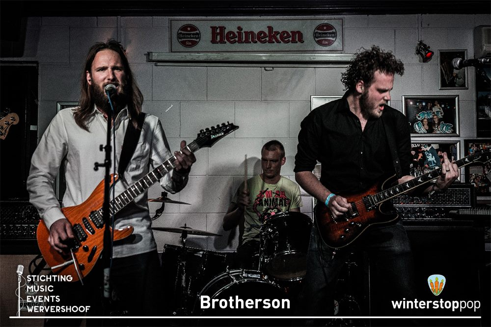 Brotherson Winterstoppop
