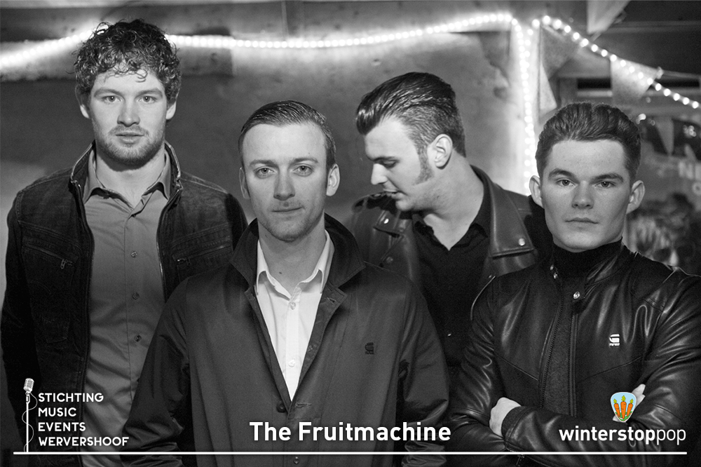 Fruitmachine Winterstoppop