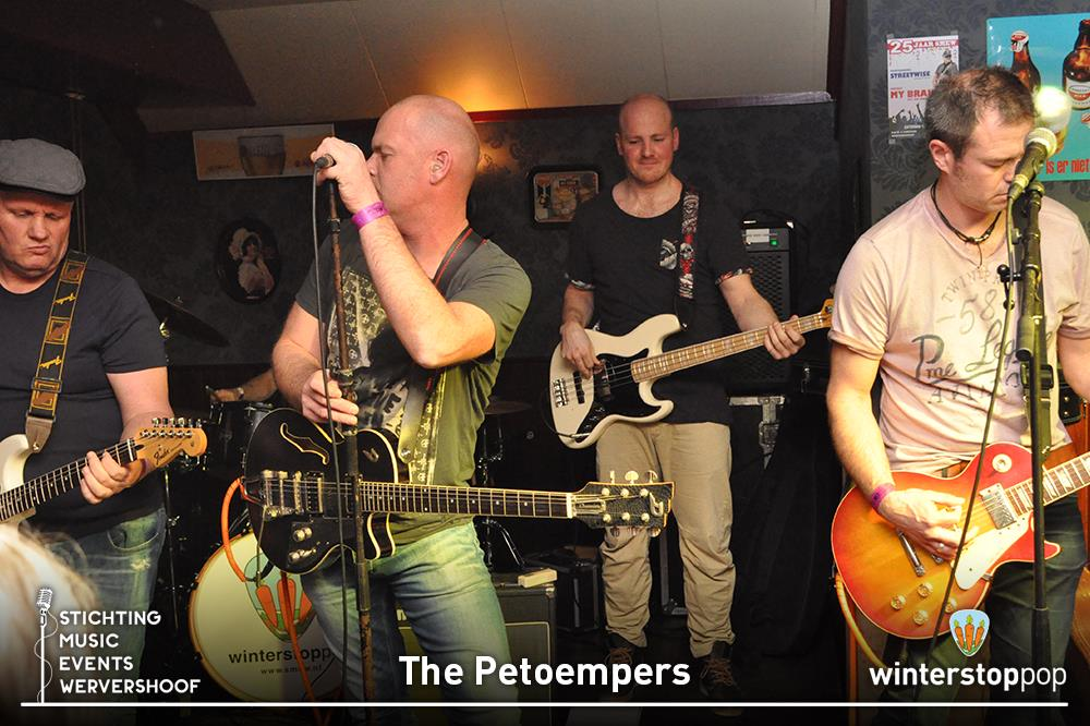 The Petoempers Winterstoppop