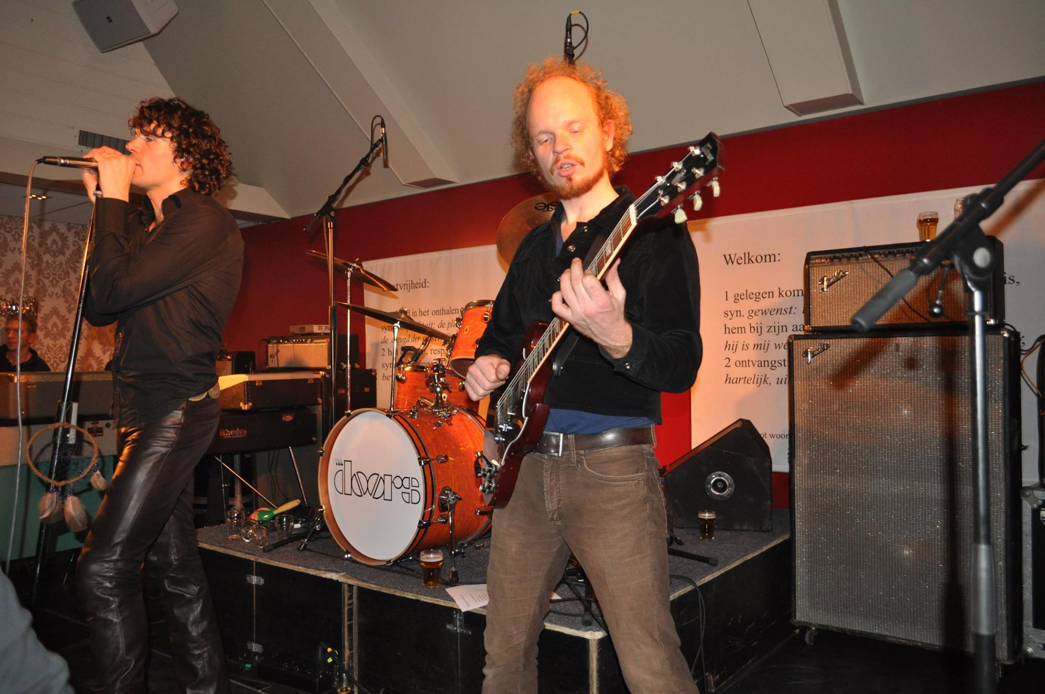 The Doors In Concert Stichting Music Events Wervershoof