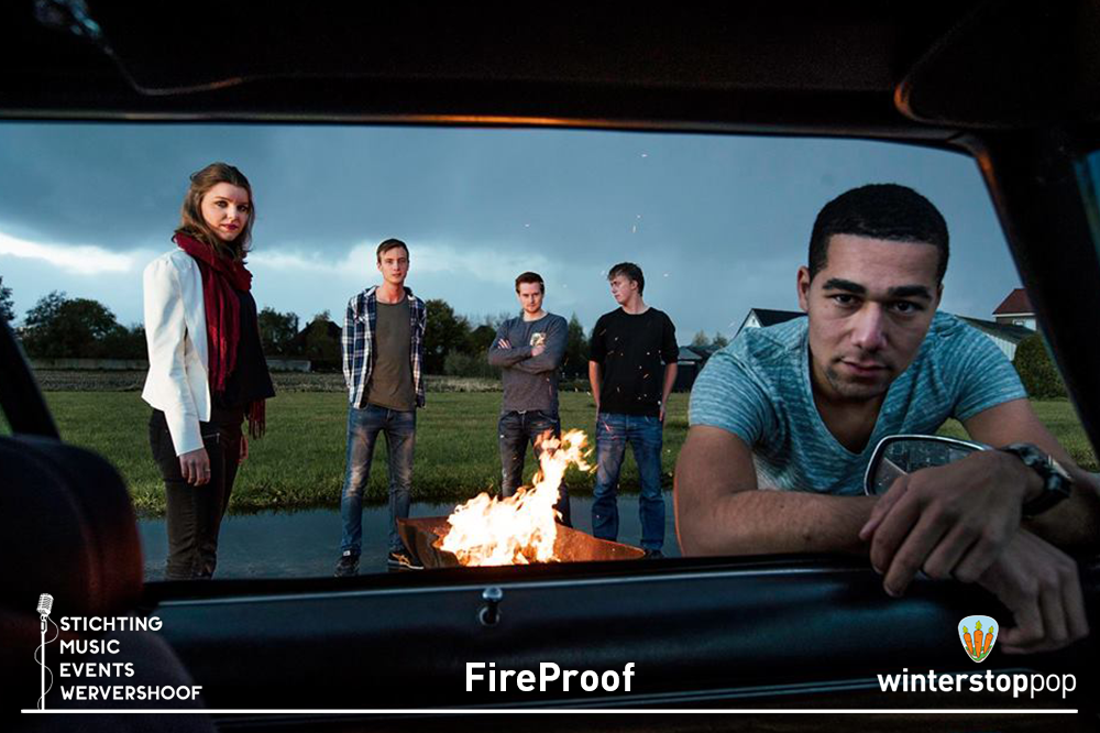 FireProof Winterstopop